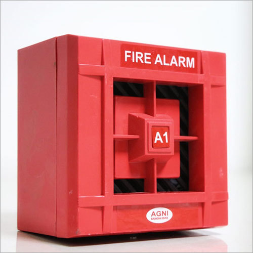 ABS Fire Hooter Alarm