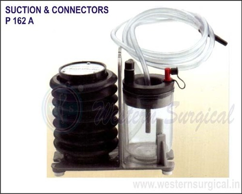 SUCTION & CONNECTORS