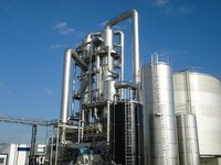 Complete plant of starch sugar production