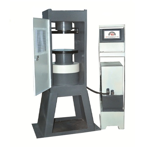 Automatic Compression/Flexural Testing Machine