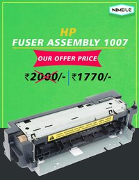 HP Fuser Assembly for 1007/1008/1006