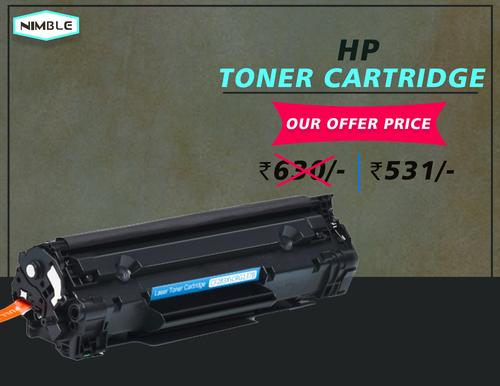 HP Printer Toner Cartridge (Compatible)