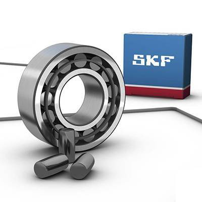 Cylindrical roller bearings - SKF Brand