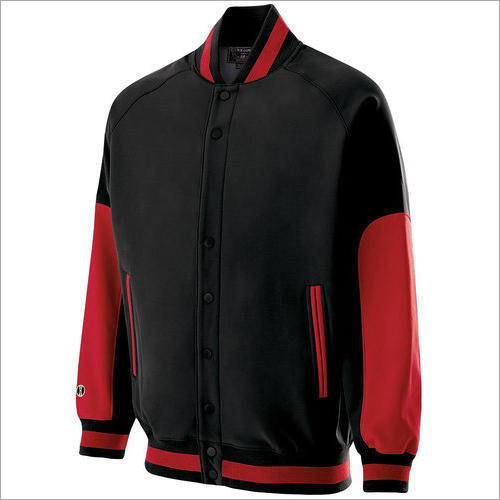 Full Sleeve Fleece Jacket