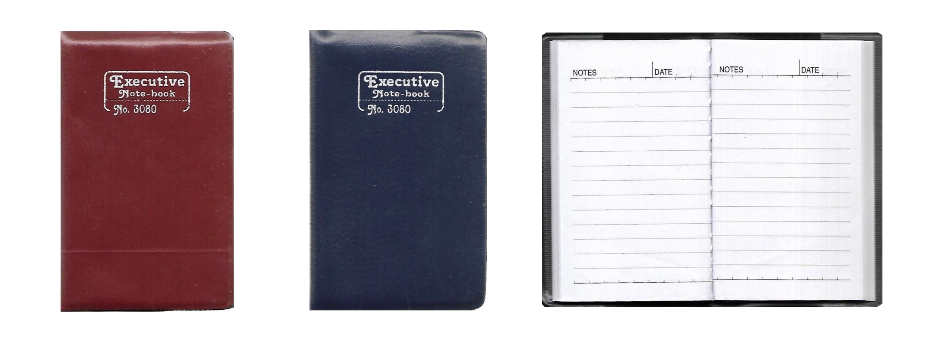 Pocket Size Notebook, (64 Pages)