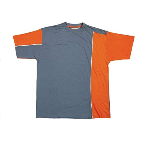 School Round Neck T-Shirt