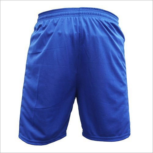 School Sports Blue Shorts