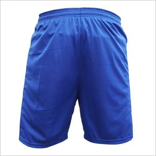 School Sports Blue Shorts