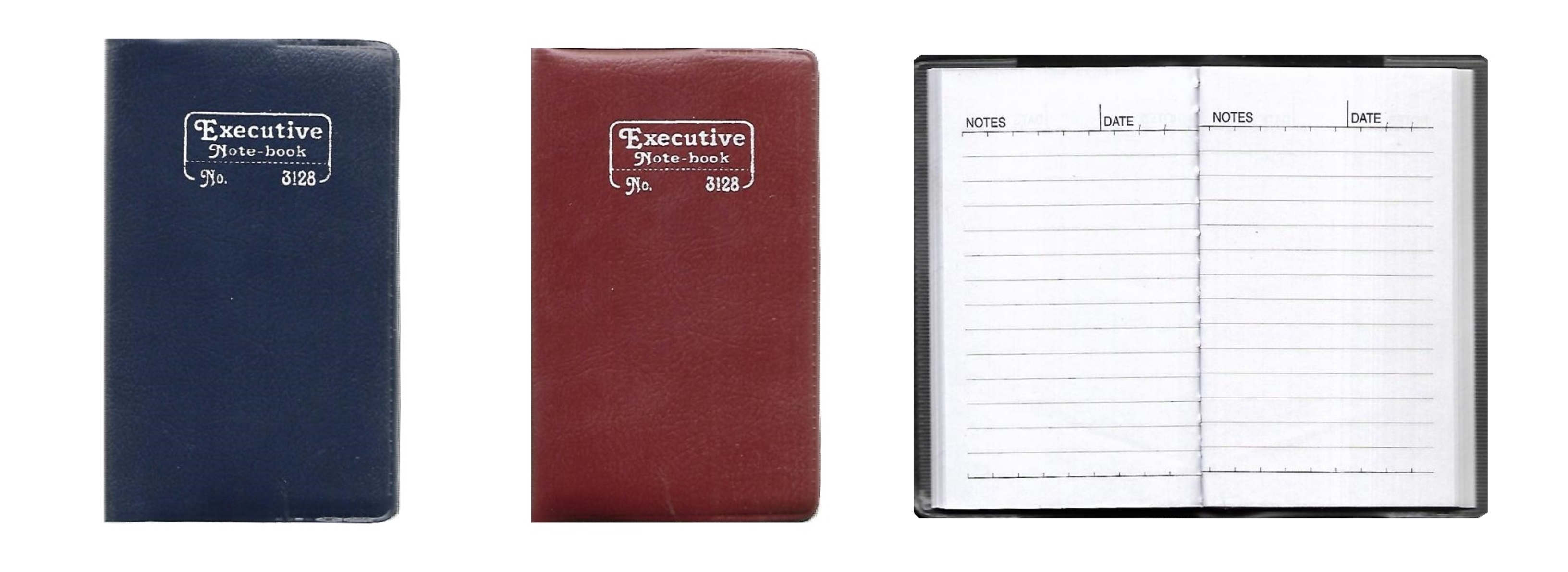 Pocket Size Notebook, (128 Pages)
