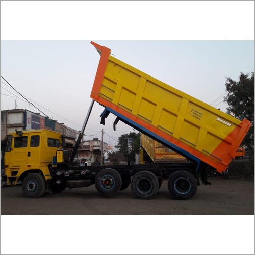 Heavy Duty Tractor Trailer Trolley