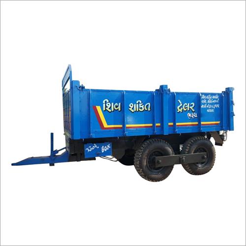 Tractor Trailer Trolley