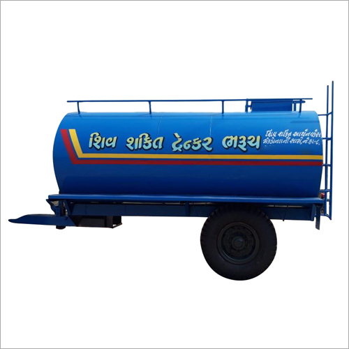 4000 ltr Tractor Water Tanker
