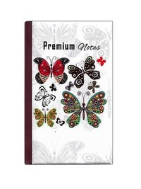 Pocket Size Notebook, Hard Binding, (64Pages, 128Pages, 192Pages)