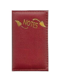Pocket Size Notebook, Rexine Binding (64Pages, 128Pages, 192Pages)
