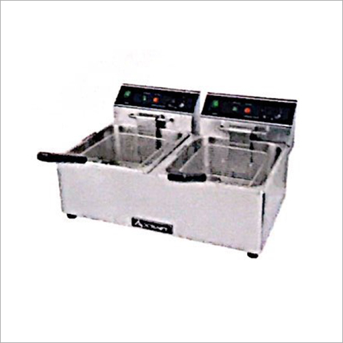 Standing Double Deep Fryer