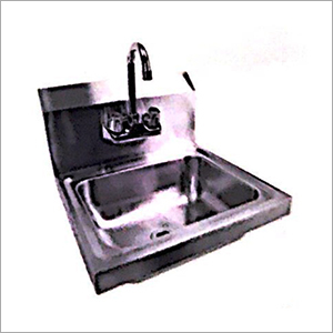 SS Wall Mounted Sink