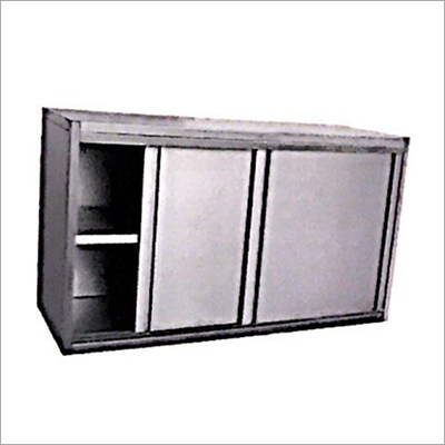 SS Sliding Drawer Cabinet