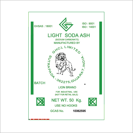 Light Soda Ash