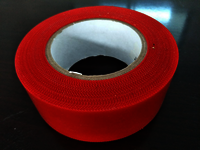 Red Stucco Tape