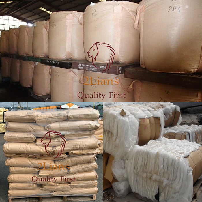 HDPE Natural Lumps USA Origin plastic scrap in Industrial Waste