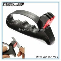Perfect Professional 2 in1 Handheld Knife Scissors Blade Sharpener Kitchen