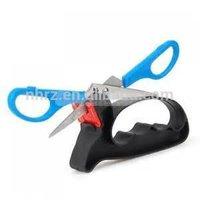 Perfect Professional 2 in1 Handheld Knife Scissors Blade Sharpener Kitchen
