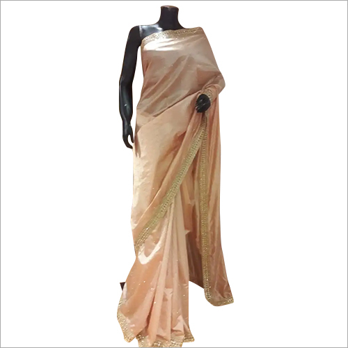 Pure Silk Border Saree
