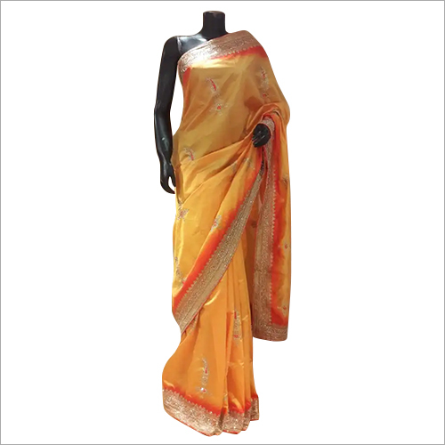 Pure Silk Casual Saree