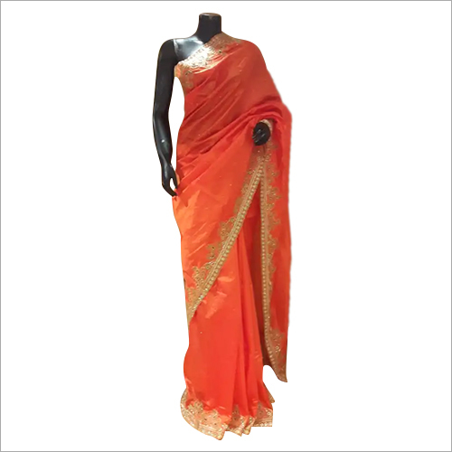 bridal designer silk saree