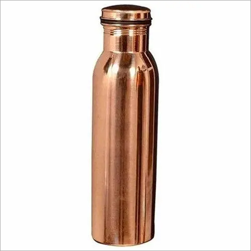 Plain Copper Bottle