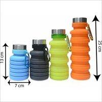 Foldable Silicone Bottle