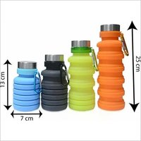 Foldable Sillicon Bottle