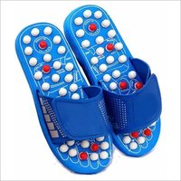 Blue Acupressure Slipper
