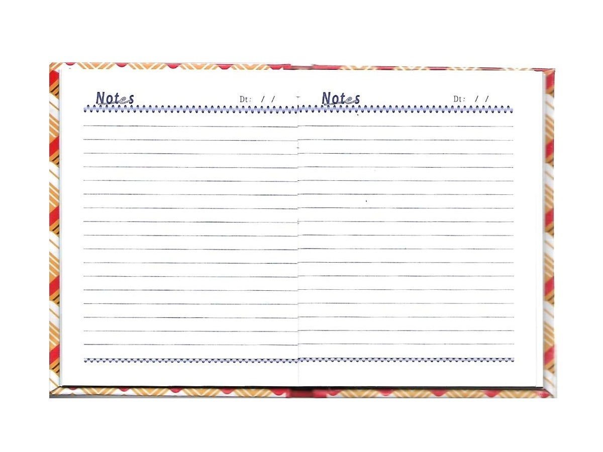 Royal Size Notebook, Hard Binding, (96Pages & 192Pages)