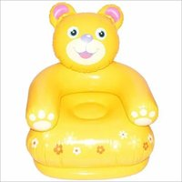 Inflatable Bear Chair