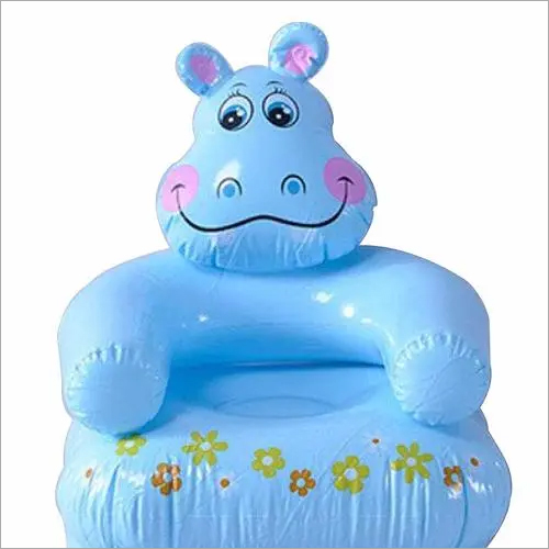 Inflatable Hippo Chair