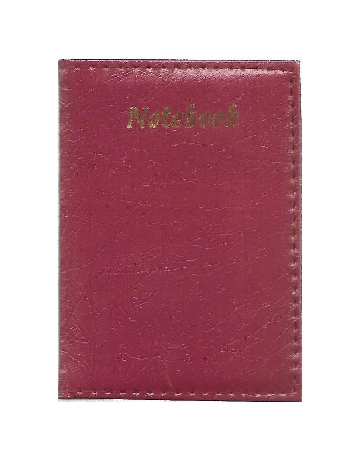 Royal Size Notebook, Rexine Binding, (96Pages & 192Pages)