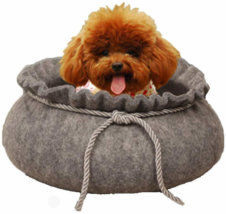 Felt Dog Kennel