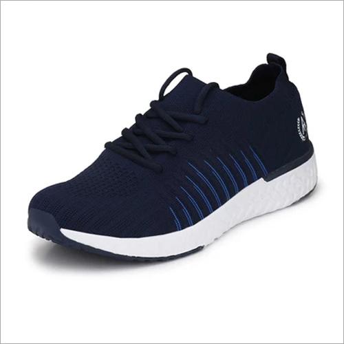 Alberto Torresi Mens Jerry Blue Sneakers