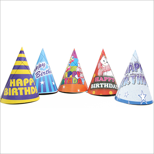 Paper Birthday Cap