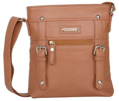 WOMEN SLING BAG TAN