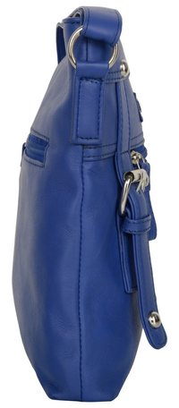 WOMEN  BLUE SLING BAG