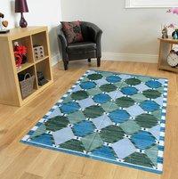 Oriental Cotton Carpet