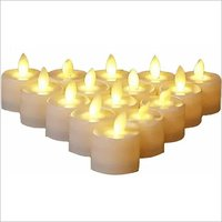 24 Sets Smokeless Candle
