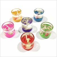 6 Sets Jelly Candle