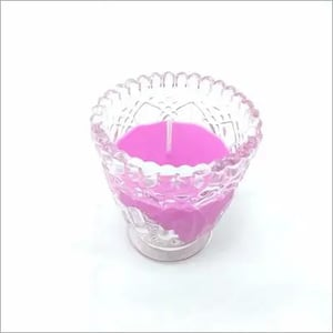 Scented Pot Candle