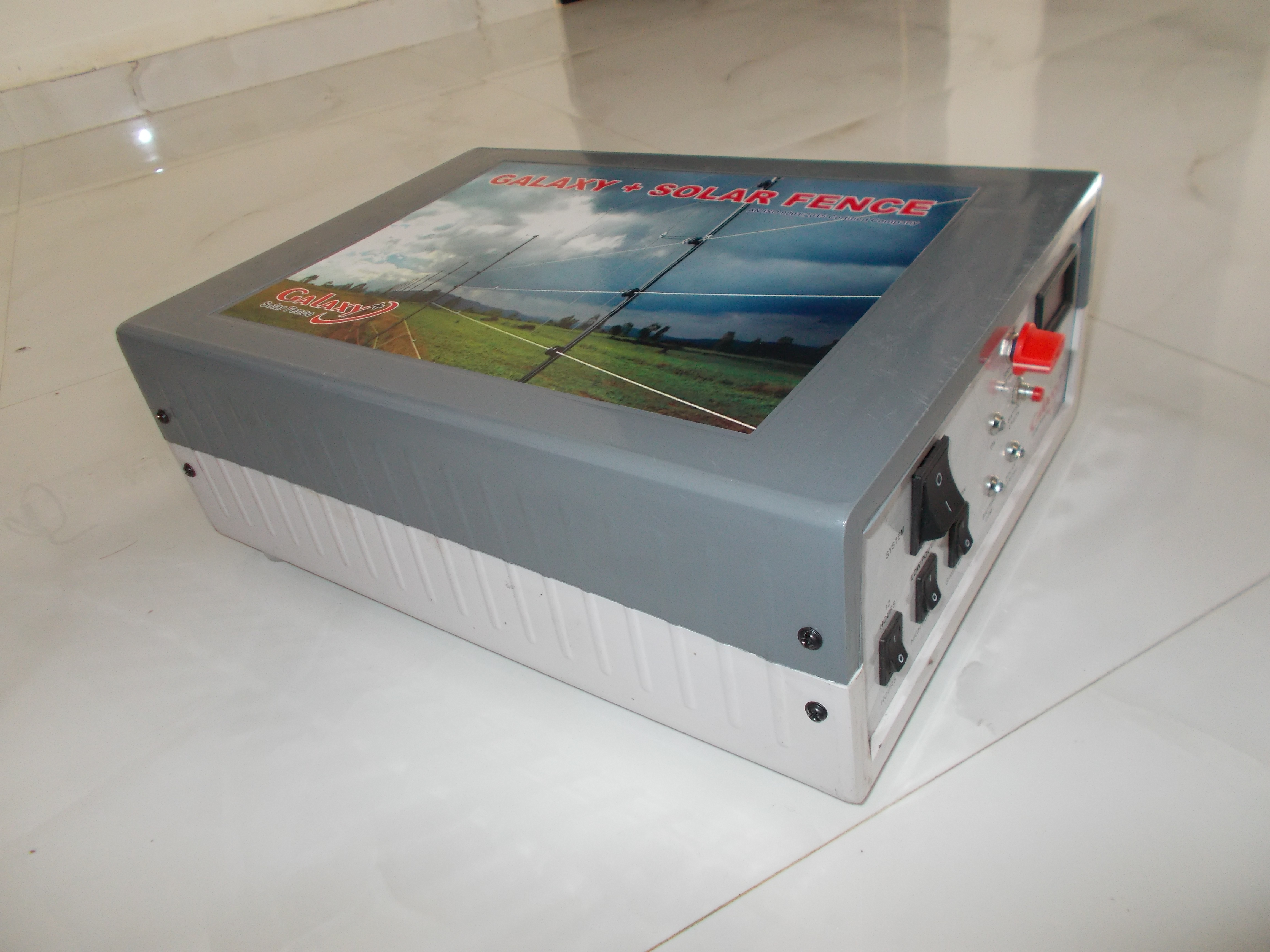 Agricultural Solar Zatka Machine