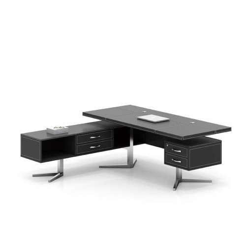 office cabin table with designer legs