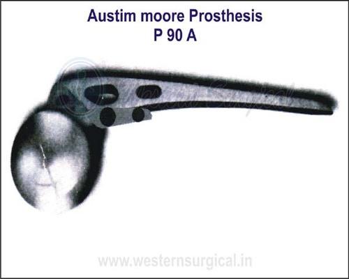 Austim moore Prosthesis