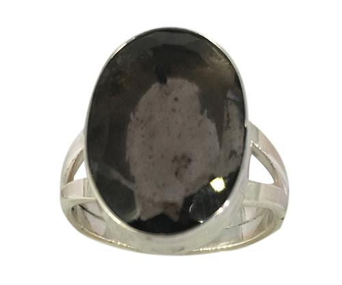 Chintamani 925 Silver Gemstone Ring